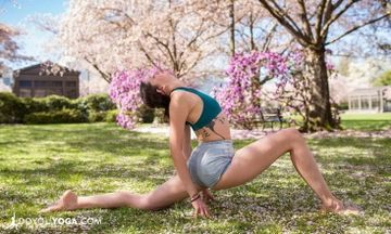 7 Amazing Spring Yoga Poses to Awaken & Enlighten