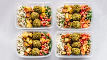 A Healthy Meal Prep Cheat Sheet for Newbies