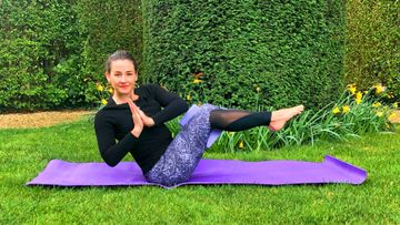 Heat up Your Practice and Tone the Body for Summer with This Yoga Sequence for 14 Days