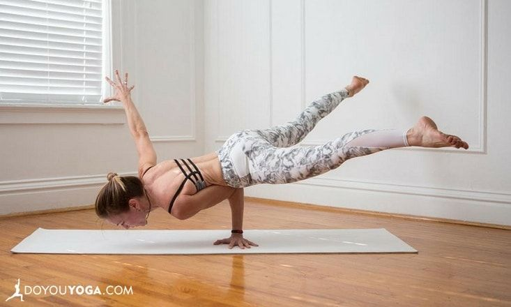 Its Time Conquer Arm Balances With This One Yoga Pose Doyouyoga