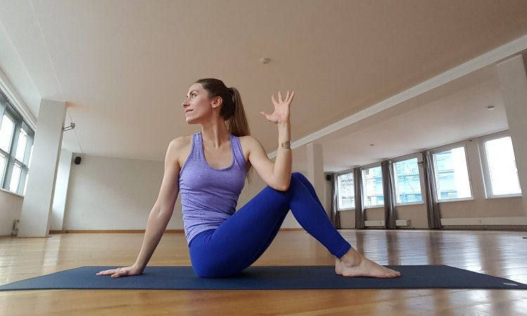6 Yoga Poses to Correct Rounded Shoulders & Relieve Pain