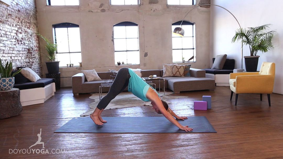 Cool Down Sequence For The Core Doyouyoga