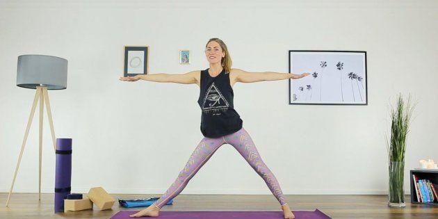 1 yoga challenge