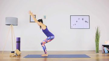 gymnastics yoga challenge pictures  abc news