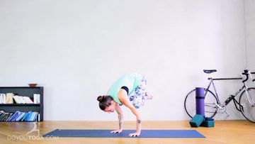 Inversion Flow: Crow & Handstand