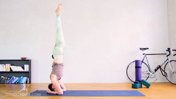 Inversion Flow: Headstand & Forearm Stand