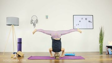 Explore Tripod Headstand