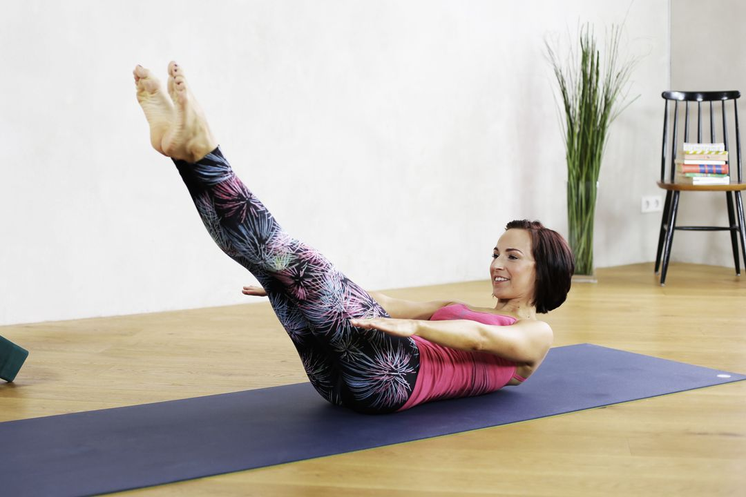 Intermediate Level Pilates