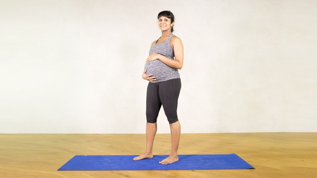Introduction to Prenatal Yoga