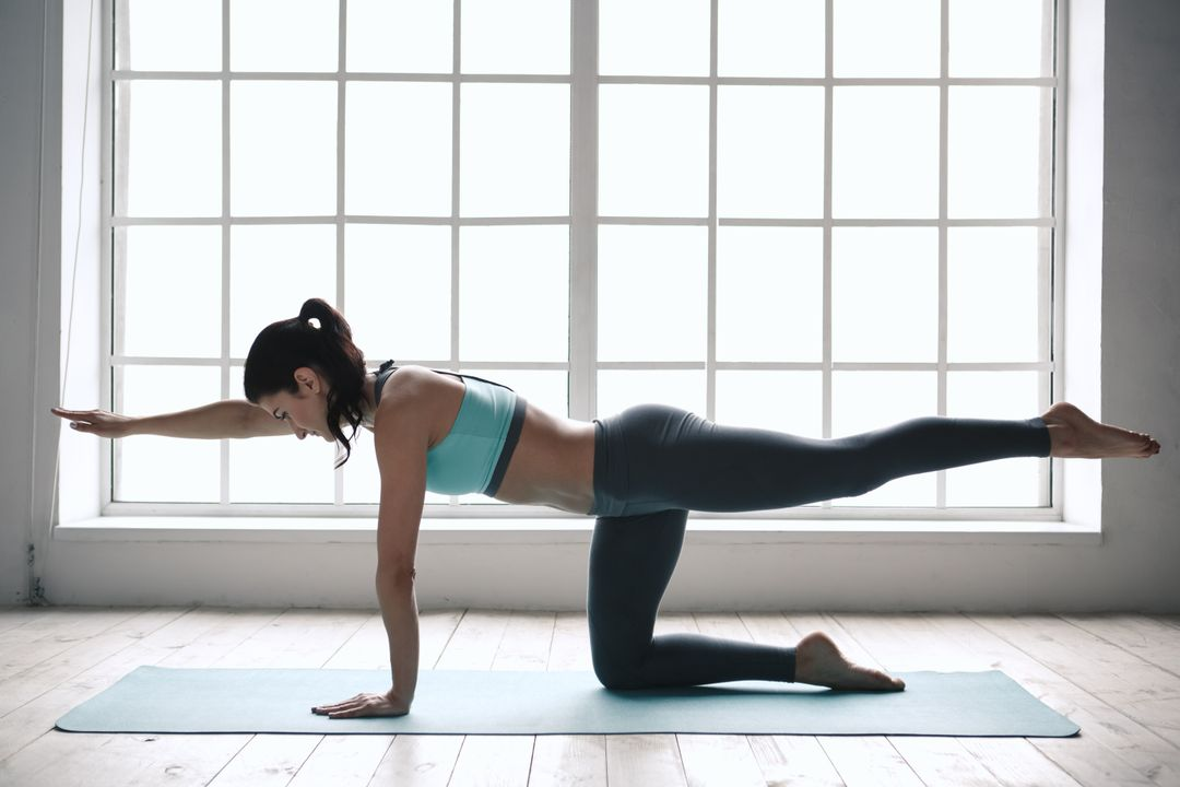 Pilates Butt Shaping