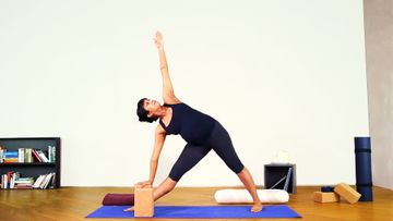 Prenatal Yoga for Stress & Anxiety