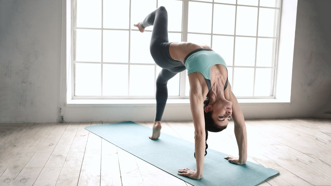Quick Transformations: Cardio Yoga