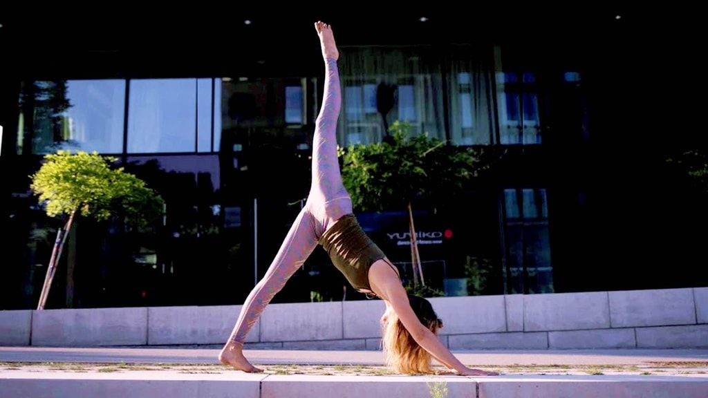 Sweaty Intermediate Vinyasa