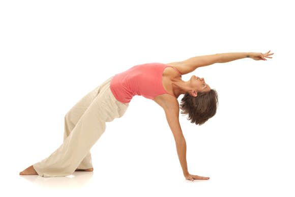 Yoga Stretches: Exercise for the Body and Soul