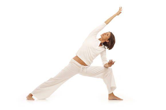 Ananda Yoga Poses