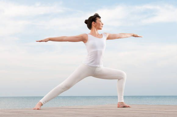 Yoga Routines for the Hips