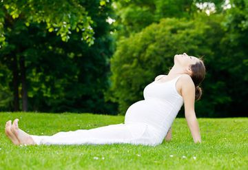 Prenatal Yoga: Taking Care of You and Your Baby
