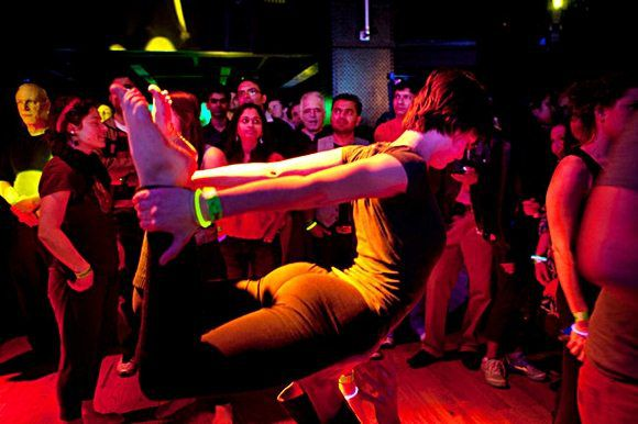 Yoga Raving: A Healthier Alternative to Clubbing?