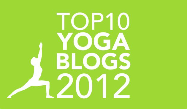 The Top 10 Yoga Blogs 2012