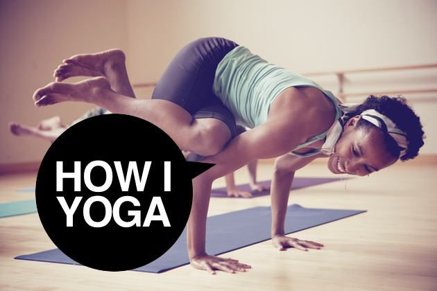 I'm Zainab Zakari, And This Is How I Yoga