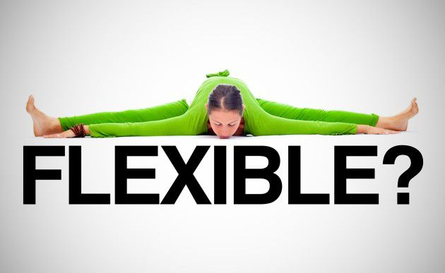 Why It's Okay Not To Be Flexible
