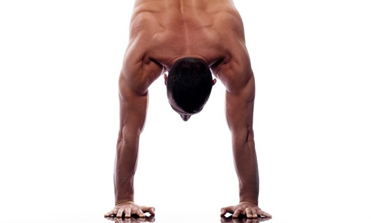 Overcoming the Fear of the Yoga Handstand