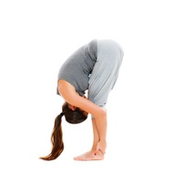 Standing Forward Bend Yoga Poses To Improve Posture