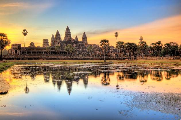The Light of Angkor - Discover Cambodia