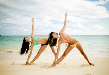 Yoga Inspiration - How Yogis Make You Happy