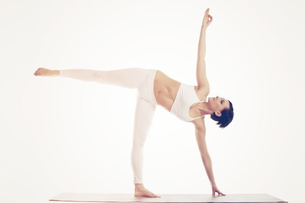 Finding Balance - How To Do Half Moon Pose