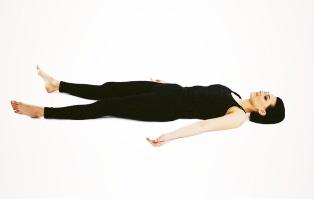3 Reasons To Love Corpse Pose