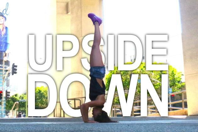 How To Do Tripod Headstand Pose