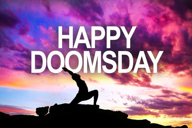 Celebrating Doomsday - How About A Winter Solstice Yoga Potluck?
