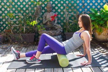 Why Every Yogi Needs A Foam Roller