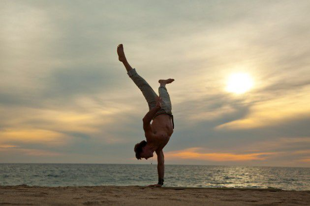 Why We Travel For Yoga - A Q&A With Eoin Finn