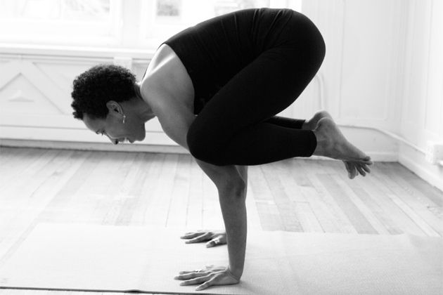 Are My Arms Strong Enough For Yoga Arm Balances?