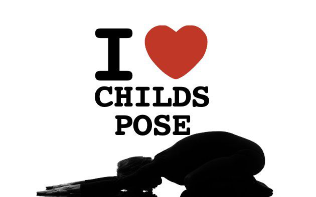 How I Learned Not To Hate Child's Pose
