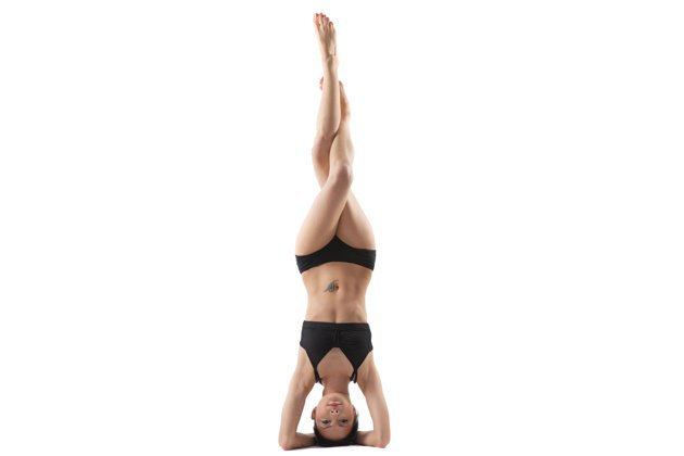 Tripod Balance and Headstand