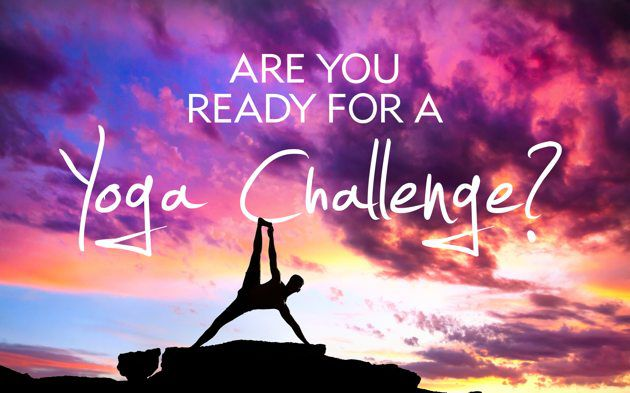 5 Reasons To Join The 30-Day Yoga Challenge