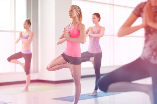 5 Reasons Why Mirrored Yoga Studios Are A Buzzkill
