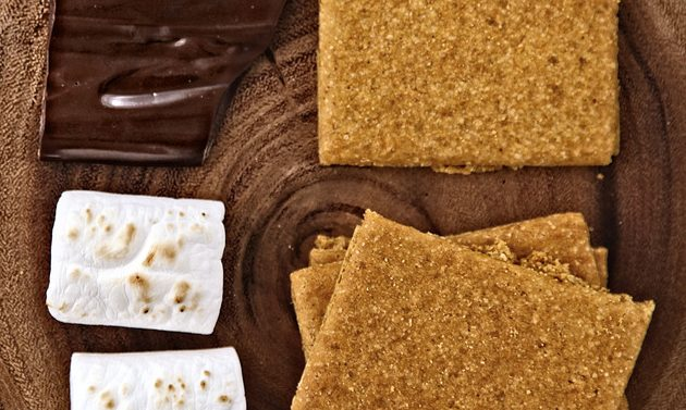 Natural Decadence Gluten Free Graham Crackers