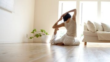 Yoga At Home? Yes, You Can!