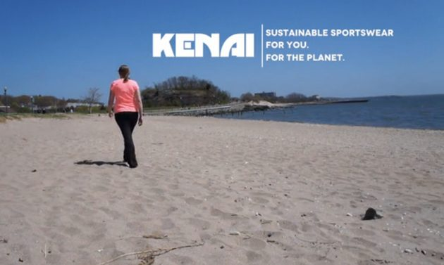 Yoga Pants To Save The Planet