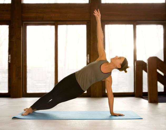 Setting Up A Yoga Home Practice In 3 Steps
