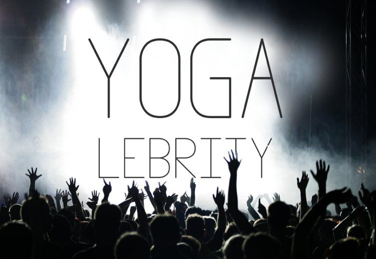 Are You A Yoga Groupie?