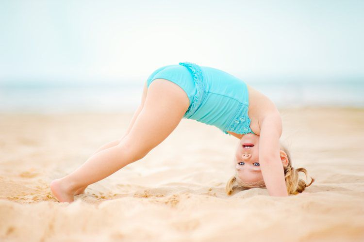 Can Kids Do Yoga Too?