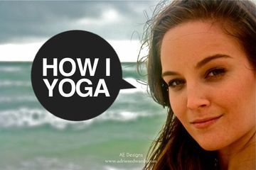 I'm Erin Motz, And This Is How I Yoga