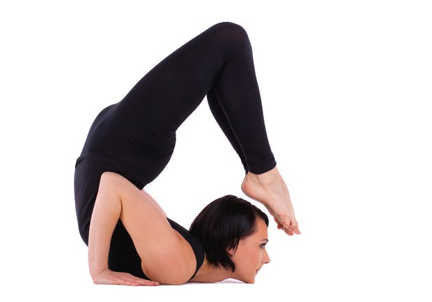 Sirsa Padasana - Head To Foot Pose