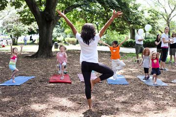 4 Ways To Encourage Play In Kids Yoga
