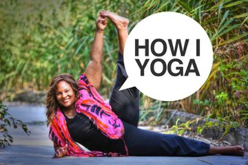 I'm Dianne Bondy, And This Is How I Yoga